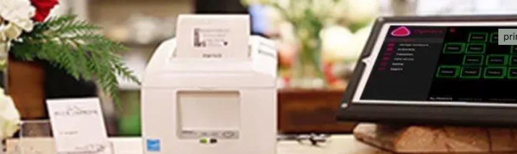 printer and tablet - figment pos