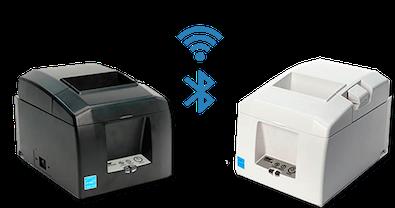 WiFi and Bluetooth printers - figment pos