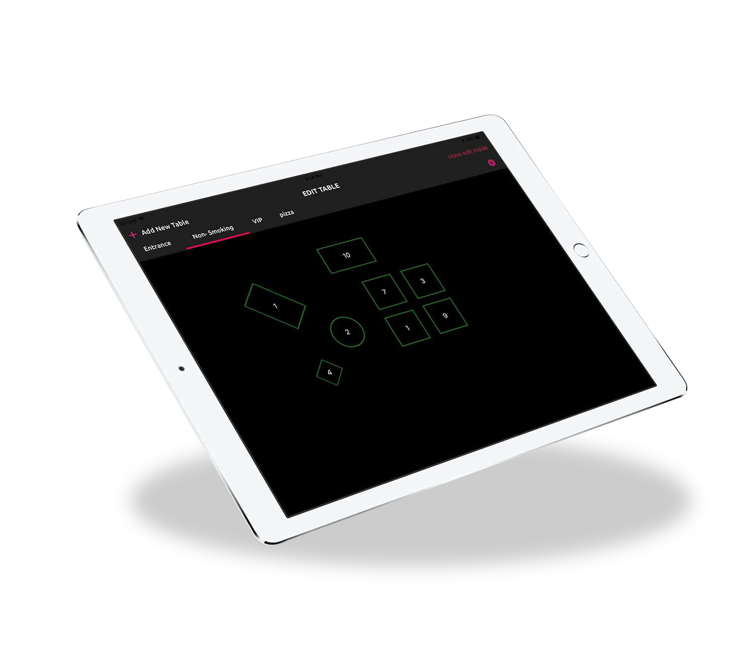 Figment POS Table Service